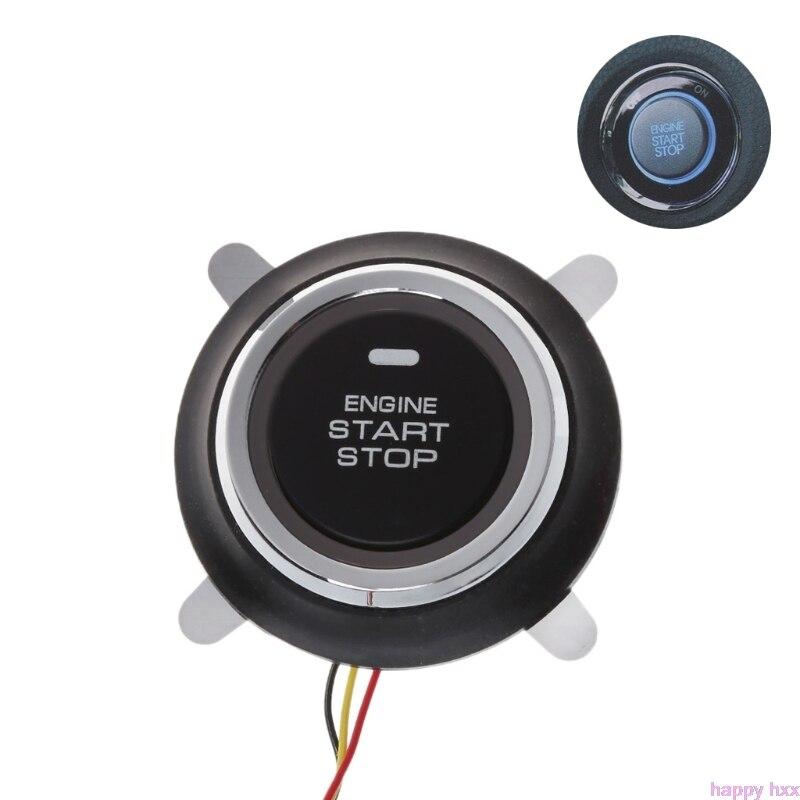 Nouveau système intelligent d'alarme de sécurité de voiture avec verrouillage à distance sans clé passif PKE