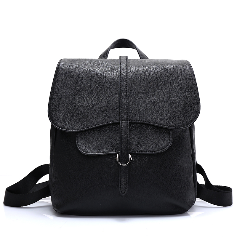 Unisex Leather backpack The first layer of leather relaxed style High-quality raw materials Simple and exquisite Leather materiaUnisex Leather backpack The first layer of leather relaxed style High-quality raw materials Simple and exquisite Leather materia