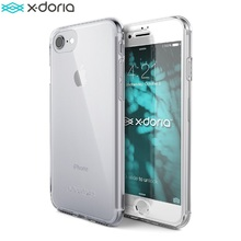 X-Doria Case for iPhone 7 (Defense 360 Glass) Full Coverage including Tempered Glass Screen Protector iPhone7 Cover Coque