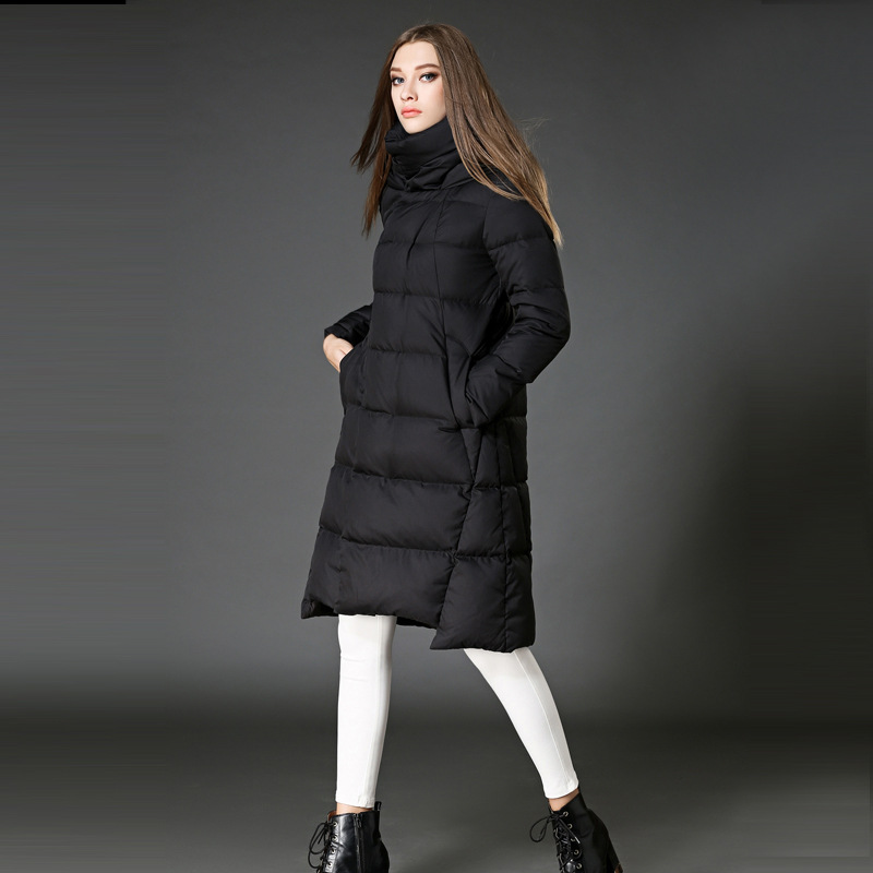 Womens Winter Jackets And Coats Winter Jacket Women Coat Manteau Femme Goose Long Coats Casaco Feminino Abrigos Hot Sale #005 manteau femme winter jacket women long coat casacos de inverno feminino womens winter jackets and coats abrigos de mujer 098