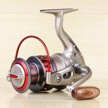 1000-5000 reel wheel spinning fishing vessel Carretilha ice floats carp fishing reel spool rotation
