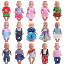 Best gift for children,Popular 15 Colors Princess Dress Doll Clothes for 43cm Baby Born Zapf Doll Clothes and Accessories european style antique bathroom towel rack set wall mounted carved bathroom hardware set luxury bathroom products