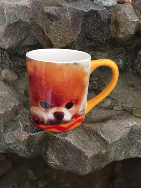 500ml Creative Cute Dog Ceramic Cup Coffee Milk Porcelain Mug Childrens Gift Limited Collection Free shipping