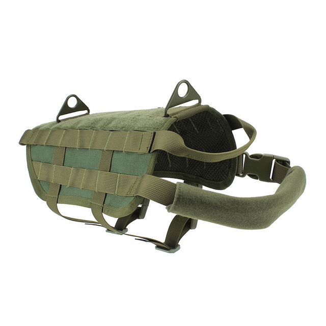 K9 Tactical Military Vest Harness 4