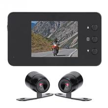 DVR Camcorder for 1080P Motorcycle Car Bike Dual Action Waterproof  Ca