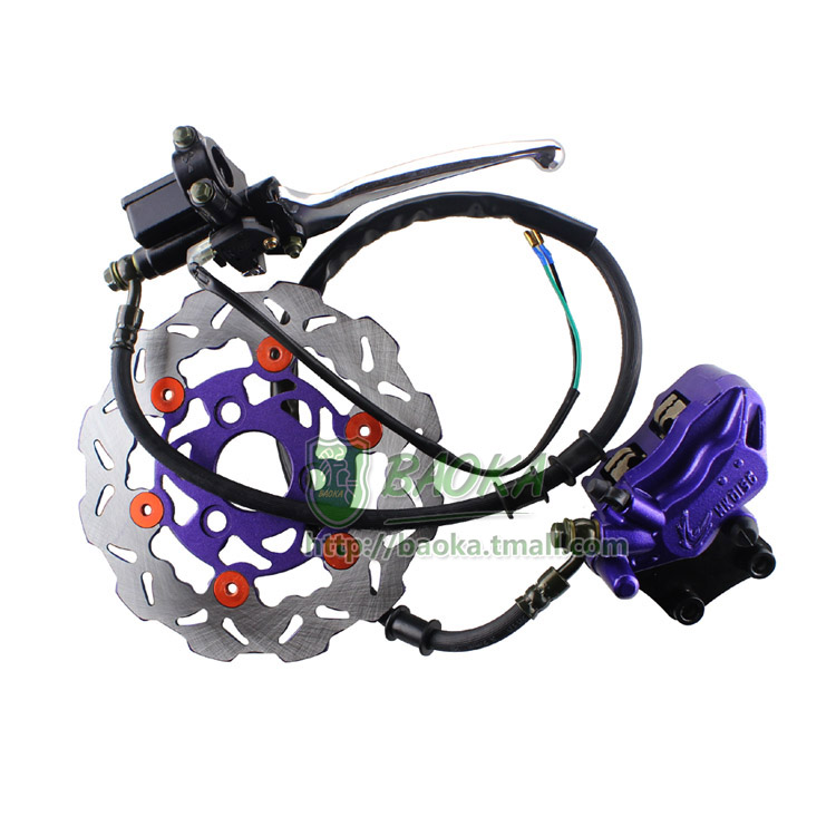 STARPAD Refires motorcycle disc pump assembly pump refires 200mm disc tray Wholesale versatility