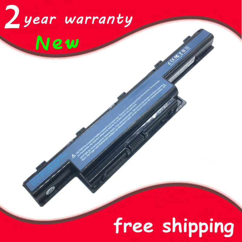 New Laptop Battery For Acer 3ICR19/66-2 934T2078F AS10D31 AS10D3E AS10D41 AS10D51 934T2078F AS10D7E AS10D5E AS10D71 AS10D73