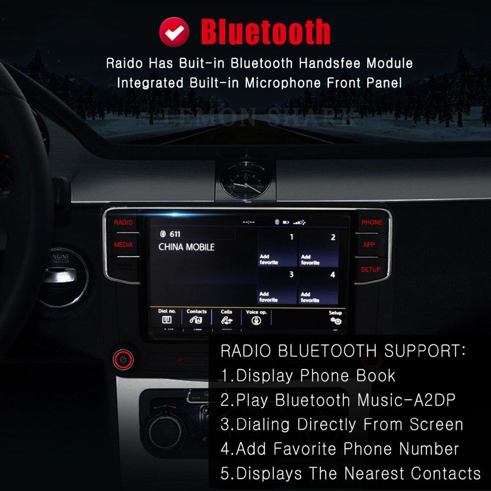 Image 3 - RCD330 Plus RCD330G Carplay Android Auto  Noname 6RD 035 187B Car  Radio MIB For VW Golf 5 6 Jetta MK5 MK6 CC Tiguan Passat Polo-in Car Radios from Automobiles & Motorcycles
