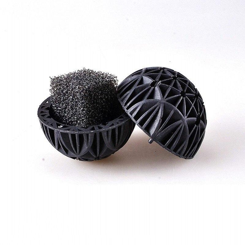 Online buy wholesale bio balls from china bio balls for Homemade bio filter media