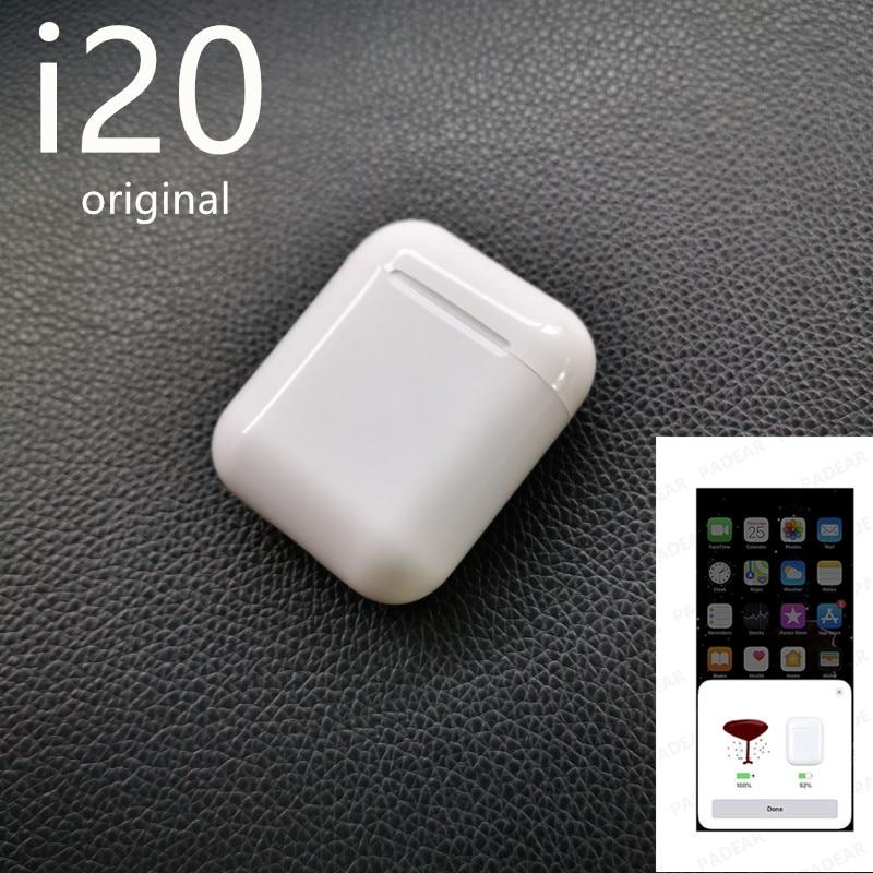 I20 наушники вкладыши TWS Bluetooth ухо Беспроводной PK w1 чип i30 i60 i12 pop up LK TE9 наушники 11 PK i11 i13 i14 i15 i16 наушники вкладыши tws купить на AliExpress