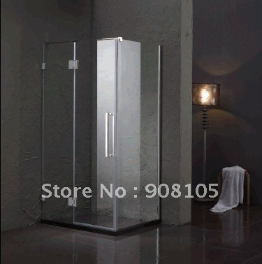 304 stainless steel hinges and handles8mm toughened glass bathroom shower rooms shower