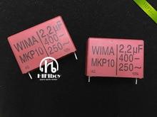 WIMA MKP10 FOR AUDIO 0.22uF 1000V Electrolytic capacitor The shop Marantz 7 HD1969 capacitor 224 HIFI audio amplifier