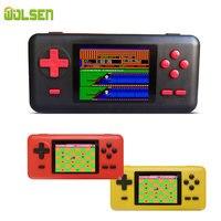 Wolsen portátil game console 586 em 1 jogo handheld 3.0 polegada download jogo no cartão tf Players de jogos portáteis     -