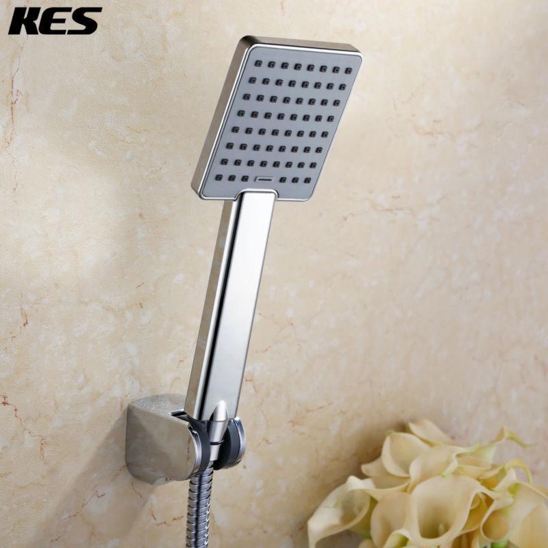 KES LP130A/B Bathroom Lavatory Single Function Handheld Shower Head ...