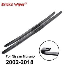 """Стеклоочиститель Erick's, передние щетки стеклоочистителя для Nissan Murano 2002-, лобовое стекло 2"""" 18""""/2"""" 16""""/2"""" 18"""""""
