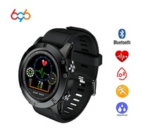 696 L11 sport smart watch heart rate blood pressure pedometer clock IP68 waterproof swimming smart watch for Android IOS phone