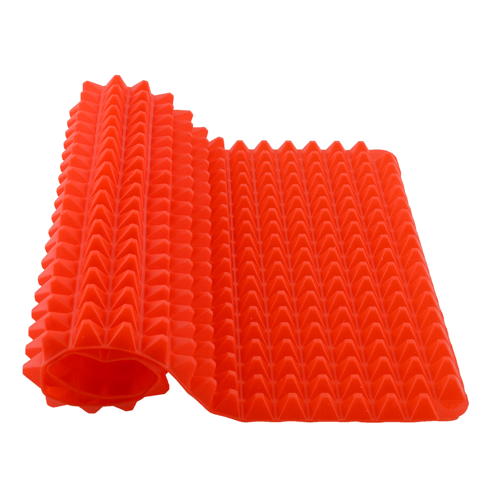 Silicone Fat Reducing Bake Mat