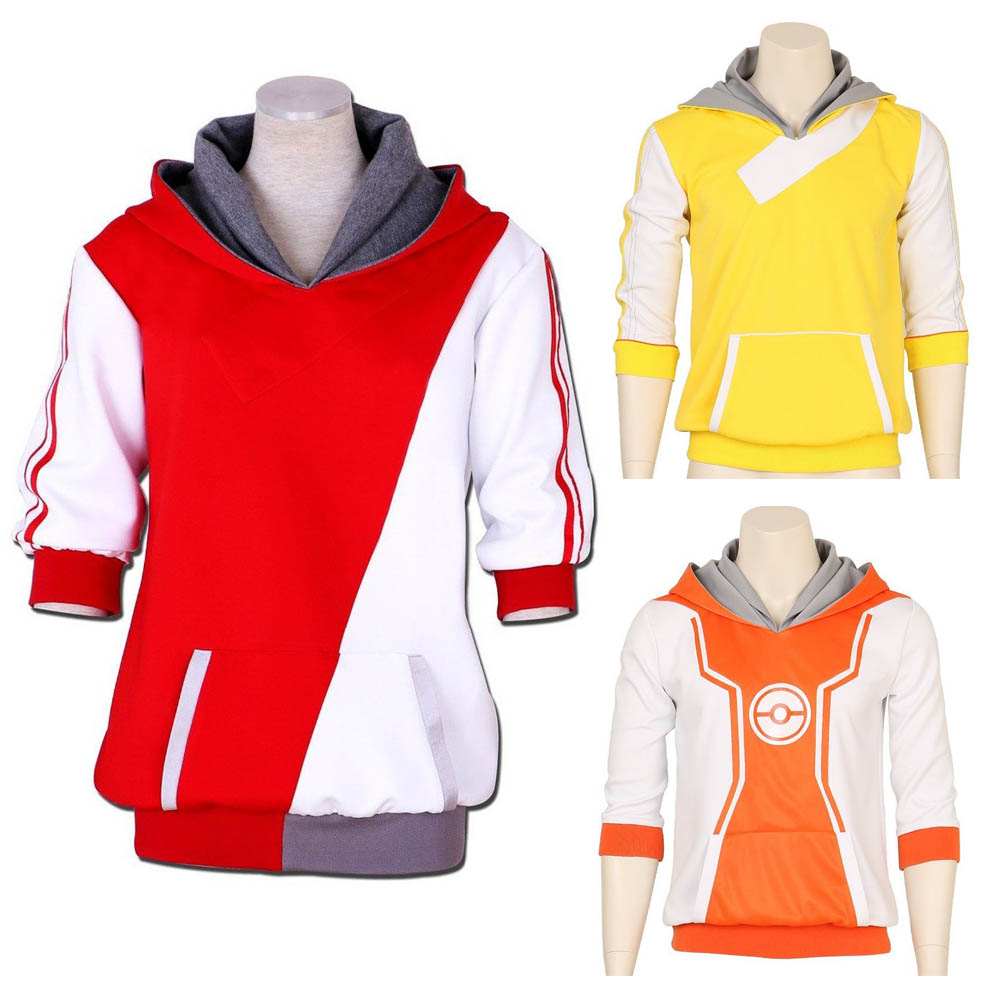 Mew Cute Legendary Pokemon Video Game Anime Movie Hooded Sweater Pullover Hoodie