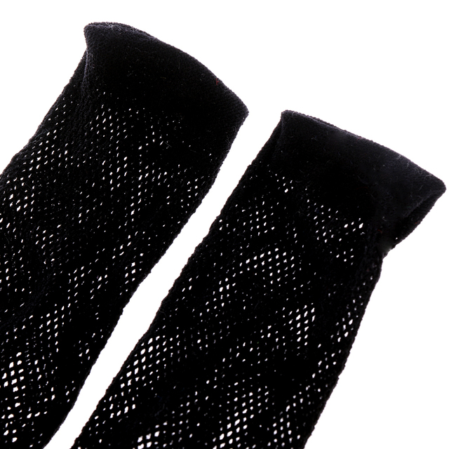 Spring New Arrival Fashion Women's Sexy Net Fishnet Body Stockings Fishnet Pattern Pantyhose Party Elastic Stockings