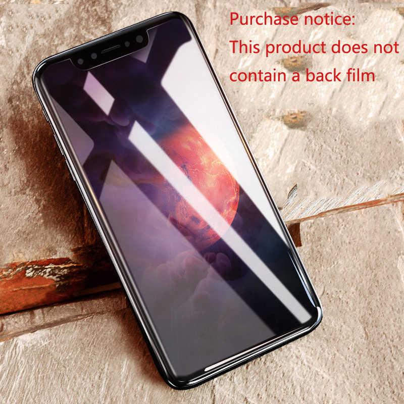 واقي للشاشة الزجاج المقسى ل فون Xr Xs ماكس X 8 7 6 S 6 S زائد 5 5 S SE 4 4 S حماية الزجاج واقية من الانفجار فيلم