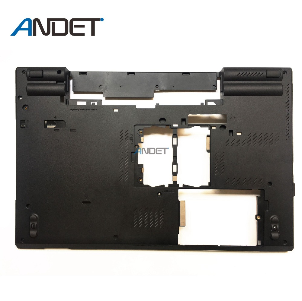New Original for Lenovo ThinkPad T530 T530I W530 Bottom Base Cover Lower Case new original for lenovo thinkpad yoga 260 bottom base cover lower case silver