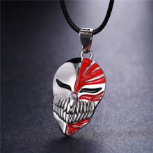 Hot Anime Kurosaki Mask New Fashion Jewelry Bleach Necklace