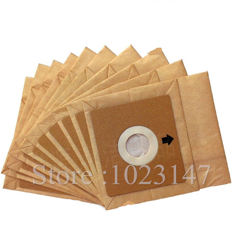 10 pieces/lot Vacuum Cleaner Paper Bags Dust Filter Bag Replacment for Karcher 6.969-001 TSC 500 TSC 505 цена 2017