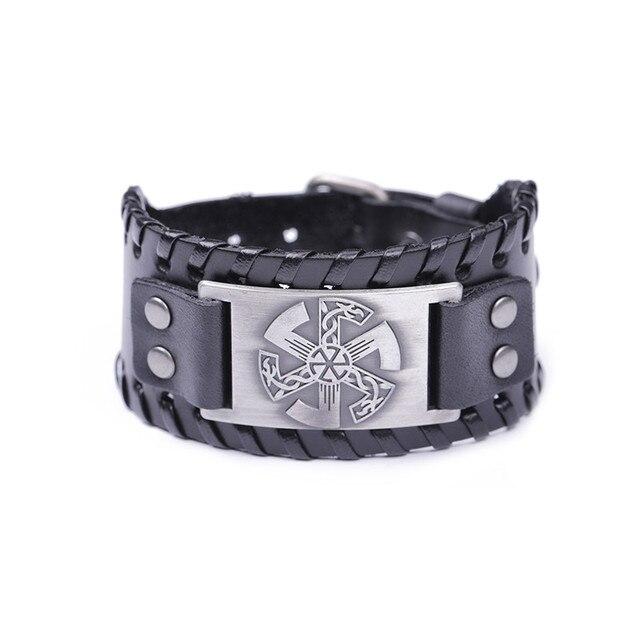 Dawapara Leather Wristband...