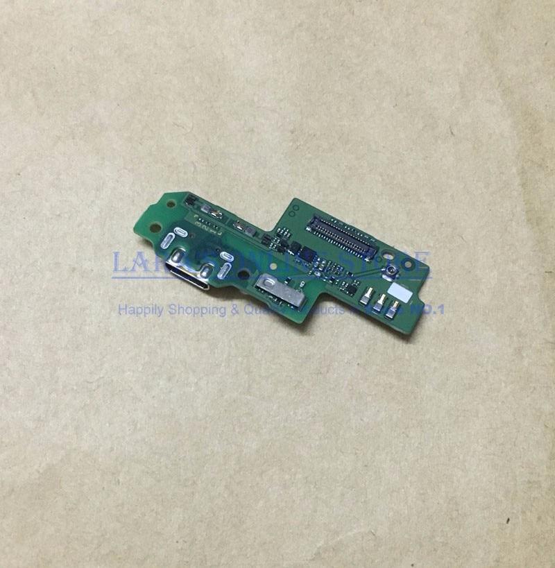 JEDX D'origine pour Huawei P9 Lite USB Dock Port de Charge Connecteur Flex Câble avec Microphone Mic Conseil Module Pièces De Rechange