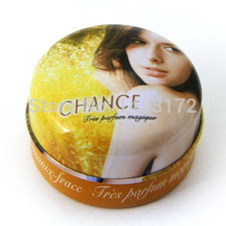 France 100% Original Solid And Fragrance Of Brand Originals Yellow Chance 15G Sexy Lady 2017 New Women