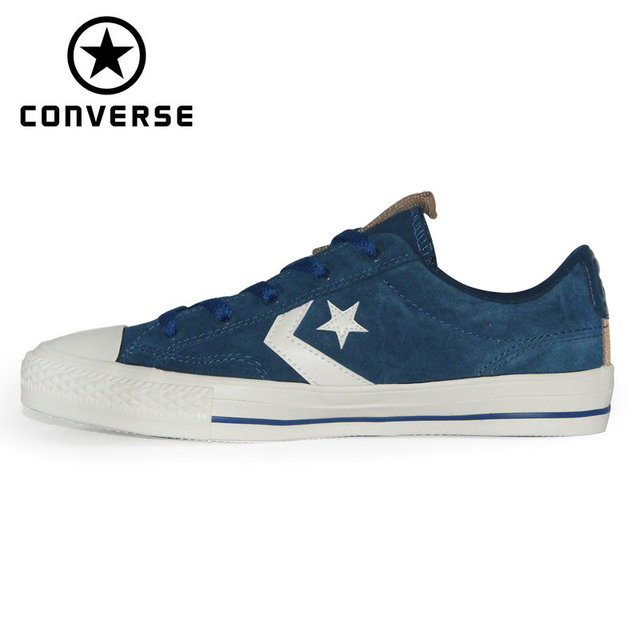 3aadc220221c NEW Converse STAR PLAYER CONS Series autumn and Winter style plush leather  keep warm unisex sneakers Skateboarding Shoes-in Skateboarding from Sports  ...