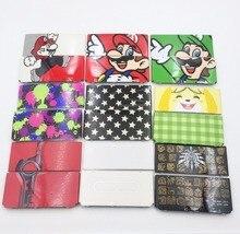 Utilisé pour la coque arrière supérieure rouge limitée pour les nouvelles plaques de couverture en plastique 3DS