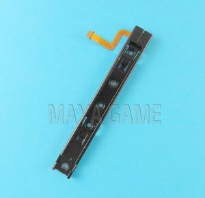 Image 1 - 6 adet orijinal sağ ve sol evrensel kaymak esnek kablo hattı Fix onarım nintendo anahtarı konsolu için NS NX yeniden
