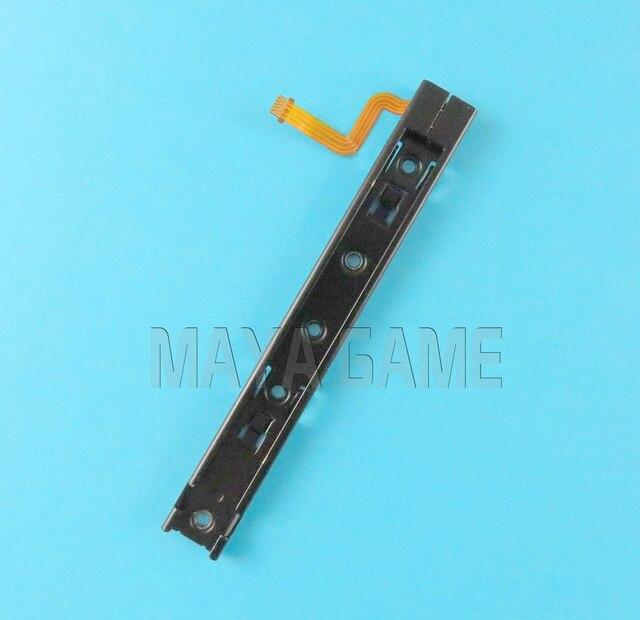 6 adet orijinal sağ ve sol evrensel kaymak esnek kablo hattı Fix onarım nintendo anahtarı konsolu için NS NX yeniden