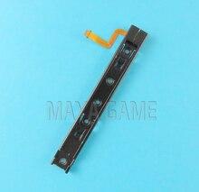 6 pièces dorigine droite et gauche curseur universel avec câble flexible ligne réparation de réparation pour Console de commutateur nintention NS NX reconstruire