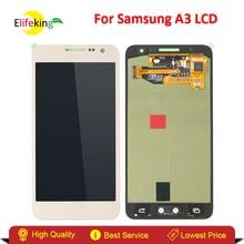 Elifeking LCD Affichage Pour Samsung A3 2015 A300 A300X A300H A300F Écran Tactile Digitizer Remplacement Assemblée avec Livraison Gratuite
