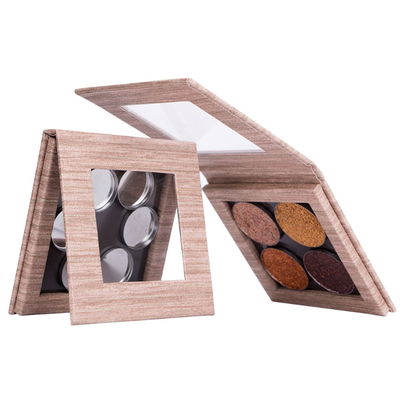 Empty Magnetic Makeup Palette DIY Eye Shadow Blusher Holder Box Case Tool
