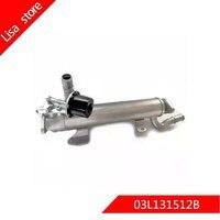 EGR клапан с радиатор для Audi A3 для Audi A4 для Audi A5 8T3 для Audi A6 для Audi Q5 для Audi TT 03L131512B 03L131512L