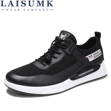 2019 LAISUMK Spring/Autumn Stretch Socks Nets Cloth Shoes Men Casual Sneakers Zapatos Hombre Chaussure Camouflage