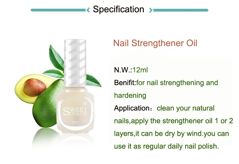 Pro Instant Nail Hardener Strengthener,0.40 oz-in Nail Treatments ...