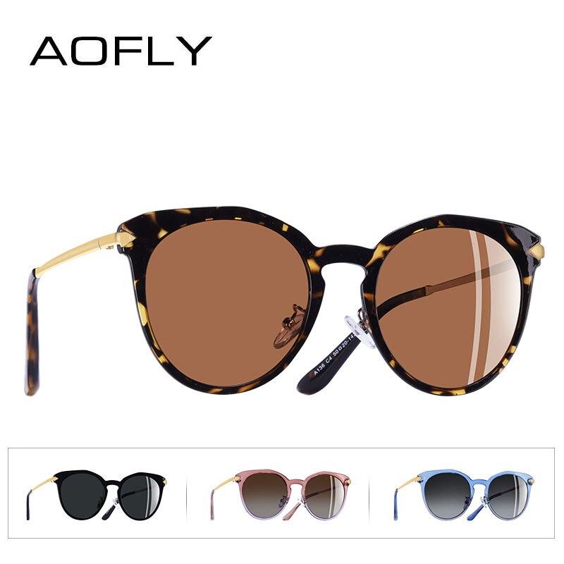 c04edc187b sol mujeres flecha diseño Aofly ojo Gafas polarizado de de marca de xawOZY