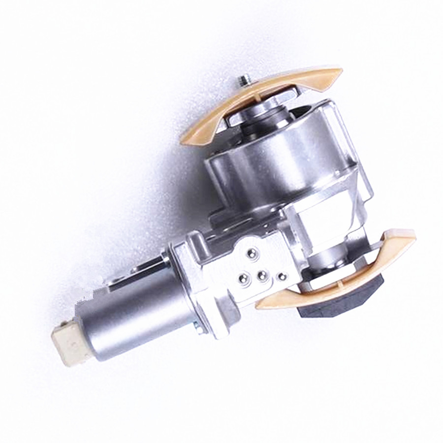 Car Camshaft Adjuster Unit Timing Chain Tensioner Left Cyl 4-6 Fit VW Passat B5 Superb A4 A6 A8 2.8T V6 078 109 087C 078109087 2x cam timing chain tensioner chain 058109217d for vw passat a4 quattro 1 8 058 109 217d 058 109 229 b 058109229b 058 109 217 b