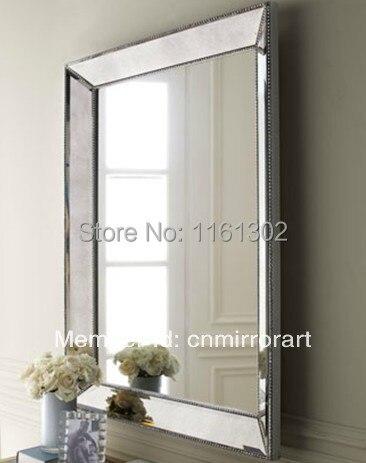 mr201244 beveled edge wall mirror tray