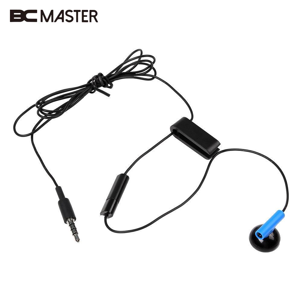 BCMaster 3.5mm Wired Earphone Gaming Game Headset for Playstation 4 for PS4 With MIC mvpower stereo gaming headset super bass wired headphone with microphone for sony playstation 4 for ps4 for ps3 game earphone