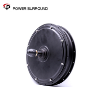 2018 Free shipping 48V1000w rear wheel hub motor for electric bike kit wheel motor