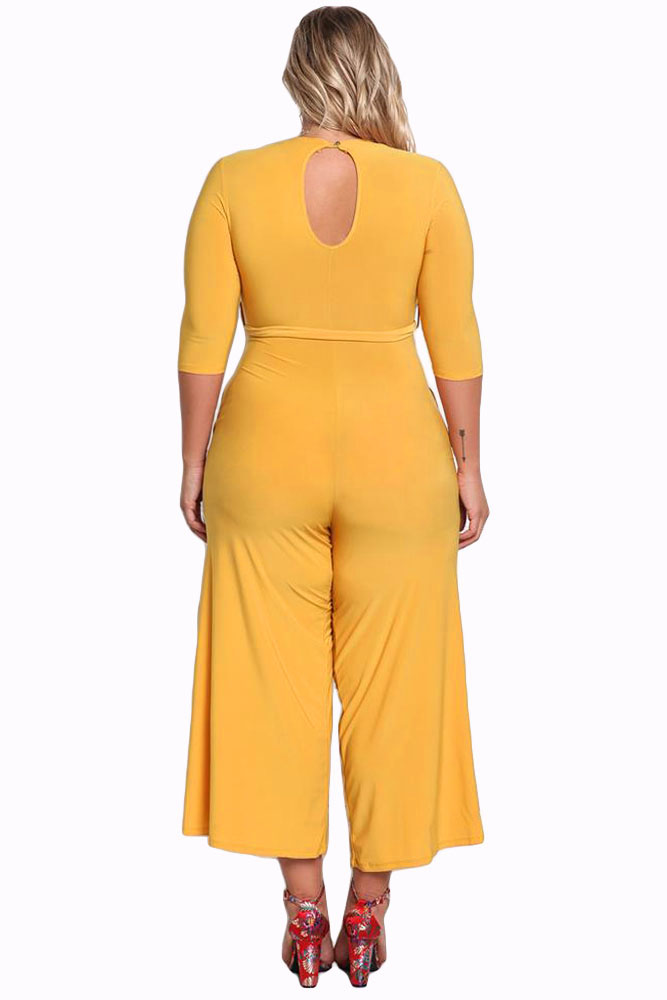 Mustard-Plus-Size-Cut-Out-Wide-Legged-Jumpsuit-LC64344-7-2