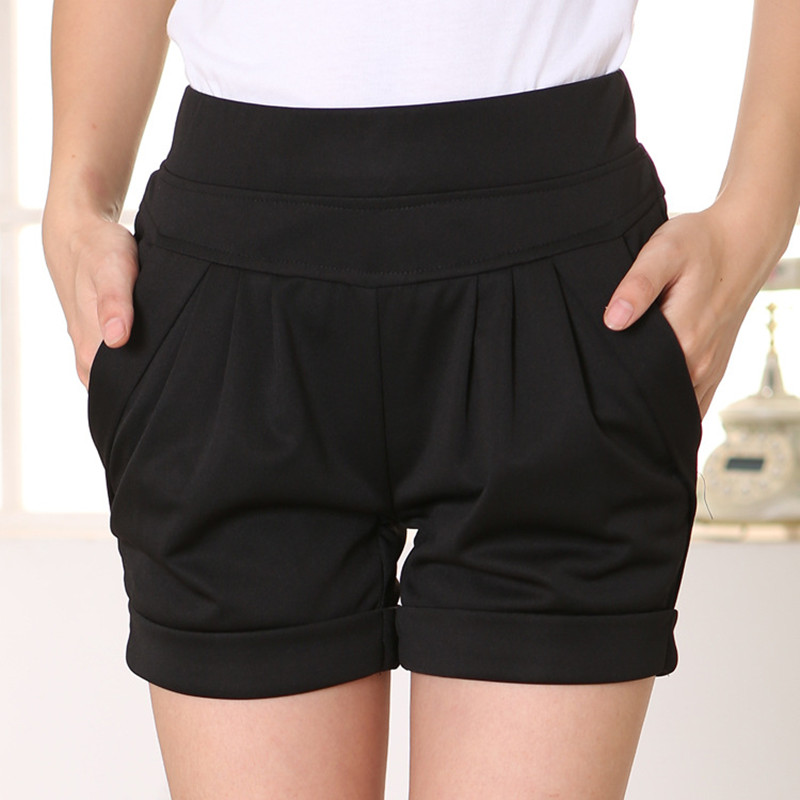 Fashion Summer Women Sexy   Shorts   High Waist Ladies Girls Casual Wide Leg   Short   Trouser A02