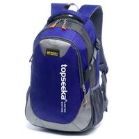 Fashion Waterproof Nylon Oxford Student Backpack Female Unisex Men S Backpacks Women 14 Notebook Laptop Bag
