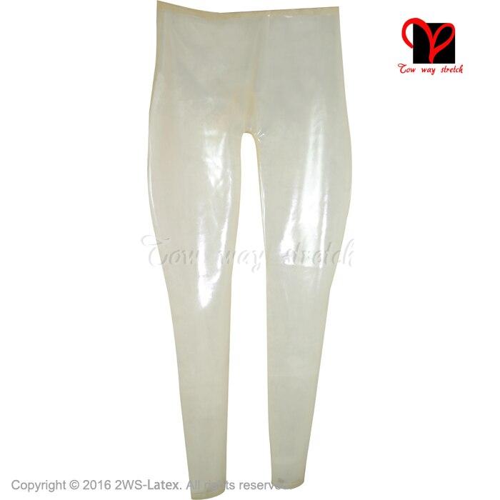 Ropa punk rock para mujer negro ajustado algodón largo lápiz pantalones elásticos para mujer - 5