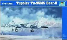 Trumpeter 1 72 01601 Tupolev Tu 95MS Bear H